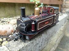 More details for roundhouse ffestiniog taliesin 0-4-4 live-steam with radio control, lined maroon