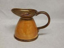 Lord Nelson Pottery Small Pitcher with Lustre