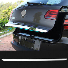 FIT FOR 2010 - 2017 VW TIGUAN REAR TRUNK DOOR LID COVER GARNISH TAIL GATE TRIM