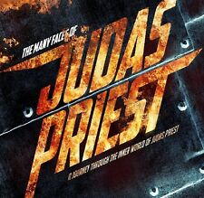 MANY FACES OF JUDAS PRIEST  3 CD NEW+