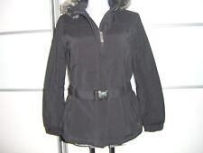 Tom Tailor Damenjacke mit Kapuze schwarz Gr. 40