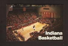 Indiana Hoosiers--1988-89 Basketball Pocket Schedule--Varsity Shop
