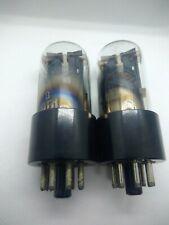6N8S / 6SN7 / 1578 FOTON tubes. Lot of 2 pcs. NEW, NOS!