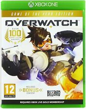 Xbox One Game - OVERWATCH GAME OF THE YEAR EDITION GOTY