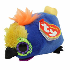 "TY Beanie Babies Teeny Tys Diva the Parrot stackable 3"" Plush NEW"