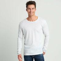 Next Level Mens Tri-Blend Long-Sleeve Tee T-Shirt 6071