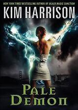 Pale Demon by Kim Harrison (2011, MP3 CD, Unabridged)