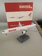 JFox Swiss Boeing 777 1:200