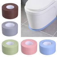 Kitchen Bathroom Self Adhesive Sink Edge Wall Corner Sealing Tape Seal Strip