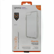 Genuine Gear 4 Piccadilly iPhone 6/6 S D30 Impact Protection Case-Blanc
