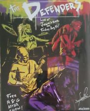 Exclusive Bam Box THE DEFENDERS art print Nadinne Neira Netflix comic 352/2000