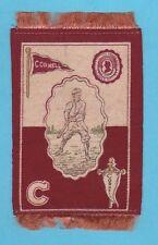 1910 Murad tobacco felt B33 Cornell University Baseball Batter Tough