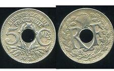5 centimes 1933   lindauer  ( bis )