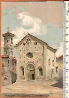 Cartolina Lombardia -Varese Chiesa S.Giovanni - VA 7087