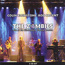 The Zombies : Live at the Bloomsbury Theatre London CD