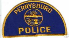 PERRYSBURG  POLICE  PATCH