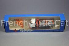 U421 Roco  Ho Miniatur modell 1651 Camion lame neige Steyr 91 kipper schladming