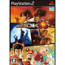 ADK SOUL TAMASHII Playstation2 PS2 Import Japan