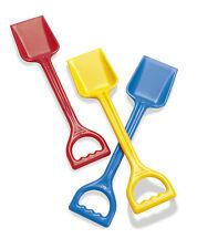 3 X dantoy robusto Palas picas 40cm Rojo Azul Amarillo Pala Pala Para Arenero De Juguete