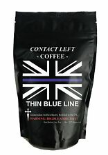 THIN BLUE LINE COFFEE BLEND Ground - Contact Left Coffee Company - Police Coffee