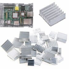 30pcs Raspberry Pi 3 Heatsink Fans Pure Aluminum Heat Sink For Cooling Pi 2