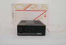 Amplificatore Cyrus One in original box & manual