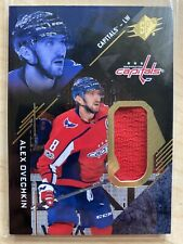 2017-18 Upper Deck SPX Alexander Ovechkin Jersey Materials Washington Capitals