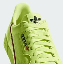 ADIDAS ORIGINALS Continental 80 Semi Frozen Yellow (B41675) Men's Sneakers Shoes