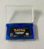 Pokemon Sapphire Version GBA Gameboy Advance Brand New