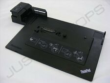 Lenovo ThinkPad T420s Docking Station Port Replicator USB 3.0 No Keys Dock Only