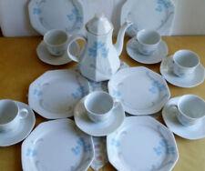6-Komplettsets Kaffeeservice-Sets in Größe für die Küche