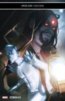Iceman #4 Stan Lee Tribute Marvel Comic 1st Print 2018 unread NM