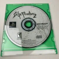 SaGa Frontier 2 for Sony PlayStation 1 / PS1 / Disc Only / Tested / Rare