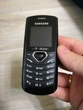 Samsung GT E1170 - Black (Unlocked) Mobile Phone