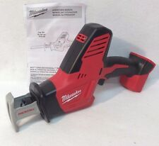Milwaukee 2625-20 NEW 18V Cordless Hackzall Reciprocating Saw Sawzall