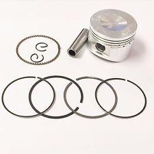 110cc Piston Kit (52.4mm) - Fits 1P52FMH Engines ATV, Dirt bike, Pit Bike SUNL