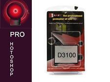 Professional Echtglas Displayschutz für Nikon D3100
