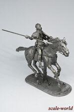 Tin soldier, figure. Mounted Roman 54 mm