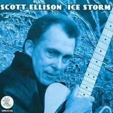 Scott Ellison - Ice Storm * New Cd