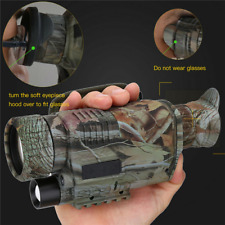 Infrared 5X40 Ir Dark Night Vision Monocular Binoculars Telescopes Scope Hunting