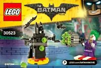LEGO - The LEGO Batman Movie - The Joker Battle Training Polybag 30523
