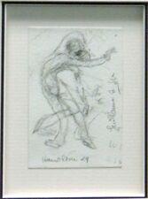 "Guillaume Azoulay ""Hamilton 29""ORIGINAL PENCIL Drawing Artwork MakeOffer"