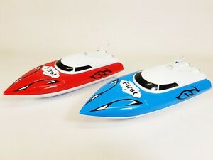 New Popular Micro Radio RC Control Super High Speed Electric Racing Boat Toys