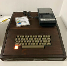 APPLE 1 REPLICA IN WOOD CASE W/ ACI, PANASONIC RQ 2102, KEYBOARD, POWER SUPPLY