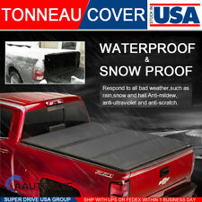 (1994-2003) GMC S15 / Sonoma Lock Hard Tri-Fold TONNEAU COVER 6ft Short Bed C1