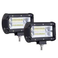 5'' Inch LED Combo Work Light Spotlight Off-road Driving Fog ATV 4WD Lamp Truck