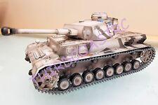 Imex Taigen 1/16th RC Tank Panzer IV Arctic Camo Airsoft FREE US SHIP (LR48)