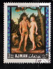 Adam & Eve - Fine ART - Nude Painting by Cranach