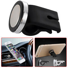 Black Car Air Vent Phone Holder Mount Stand Magnetic For Phone Cellphone