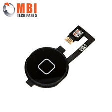 iPhone 4 4G Black New Replacement Home Menu Button Ribbon Flex Cable